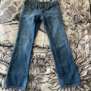 Diesel Jeans 27/30 straight leg
